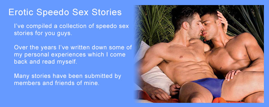 Erotic Gay Stories